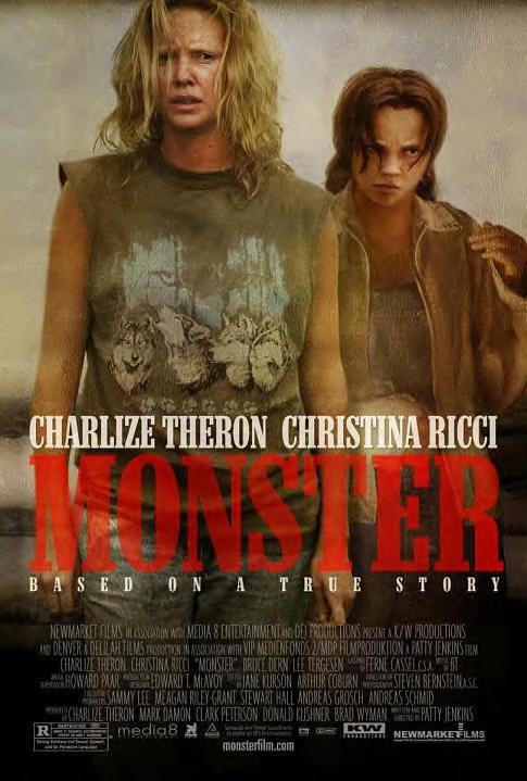 charlize theron monster. Monster. Charlize Theron
