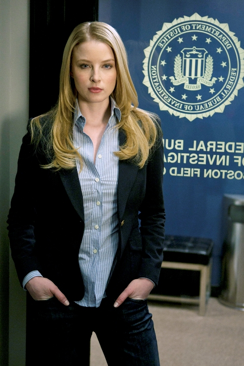"""Lauren"" -- Rachel Nichols as Agent Ashley Seaver on the CBS drama CRIMINAL MINDS, scheduled to air on the CBS Television Network. Photo: Matt Kennedy/CBS �2011 CBS Broadcasting Inc. All Right Reserved."