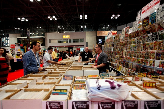 New York Comic-Con � 2012 Mark Doyle. All rights reserved.