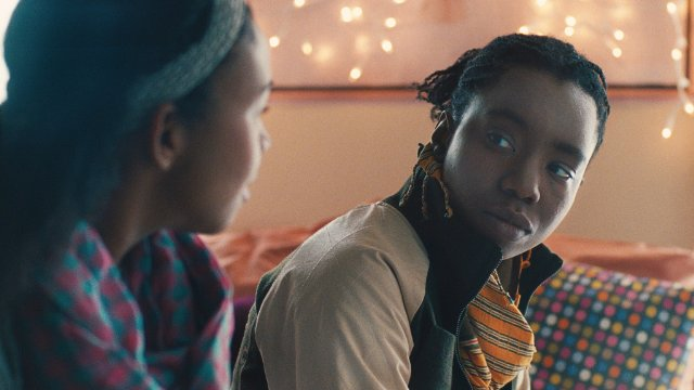 Adepero Oduye and Aasha Davis star in PARIAH.