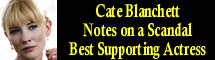 2007 Oscar Nominee - Cate Blanchett - Best Supporting Actress - Notes on a Scandal