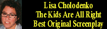 2011 Oscar Nominee - Lisa Cholodenko - Best Original Screenplay - The Kids Are All Right