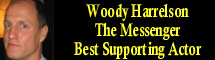 2010 Oscar Nominee - Woody Harrelson - Best Supporting Actor - The Messenger