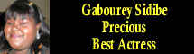 2010 Oscar Nominee - Gabourey Sidibe - Best Actress - Precious - Based on the Novel 'Push' by Sapphire