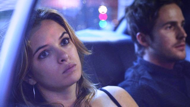 Danielle Panabaker and Michael Stahl-David star in GIRLS AGAINST BOYS.