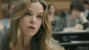Danielle Panabaker stars in GIRLS AGAINST BOYS.