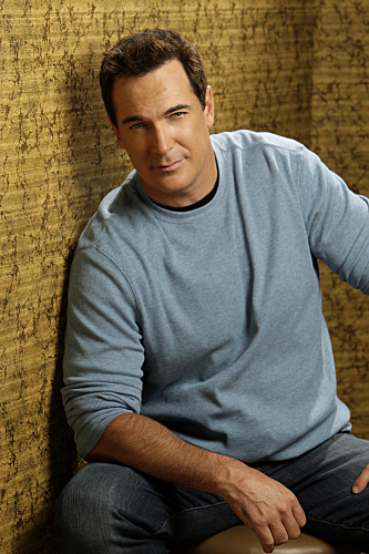 RULES OF ENGAGEMENT, a comedy about the different phases of male/female relationships, as seen the through the eyes of an engaged couple, a long-time married pair and a single guy on the prowl. Pictured: Patrick Warburton in the CBS series RULES OF ENGAGEMENT season premieres Monday, March 2 (9:30-10:00 PM, ET/PT)on the CBS Television Network.