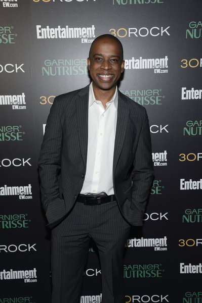 30 ROCK -- Season 7 Premiere Event -- Pictured: Keith Powell -- (Photo by: Mike Coppola/NBC)
