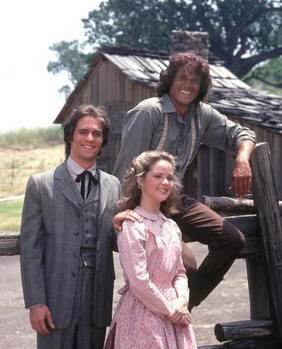 Little House On the Prairie - 1979 - Linwood Boomer, Melissa Sue Anderson and Michael Landon