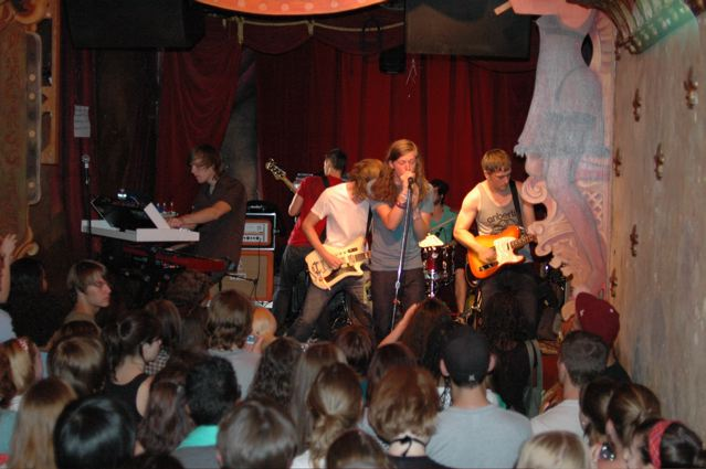 PlayRadioPlay! - The Trocodero - Philadelphia PA - August 11, 2007 - photo by Jim Rinaldi � 2007