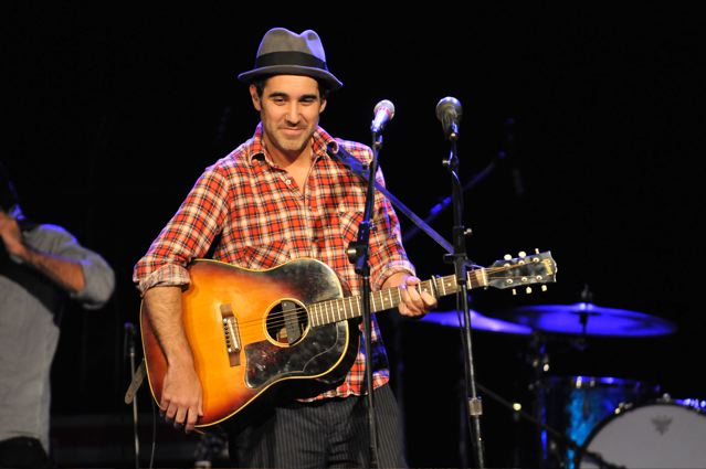 Joshua Radin - The Trocadero - Philadelphia, PA - July 26, 2008 - photo by Jim Rinaldi � 2008