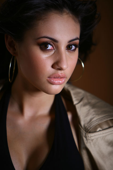 Francia Raisa � 2008 Mike Rozman. Courtesy of MLC PR. All rights reserved.