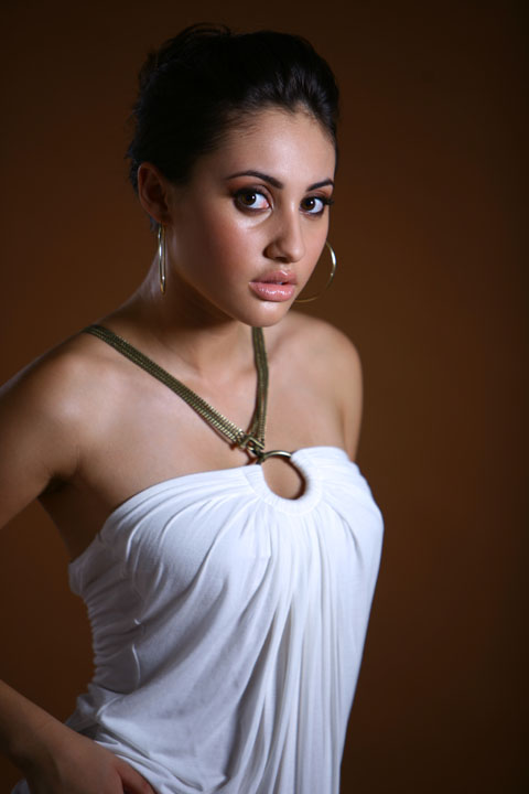 Francia Raisa � 2008 Mike Rozman. Courtesy of MLC PR. All rights reserved
