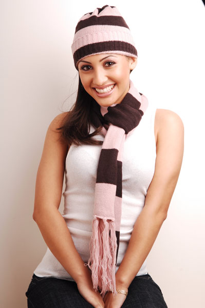 Francia Raisa � 2008 Dimitry Loiseau. Courtesy of MLC PR. All rights reserved. Hair and Makeup: Valerie Noble