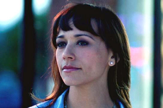 Rashida Jones stars in CELESTE AND JESSE FOREVER.