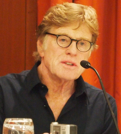 "Robert Redford at the New York press conference for ""The Company You Keep"" - Le Parker Meridien Hotel, April 1, 2013"