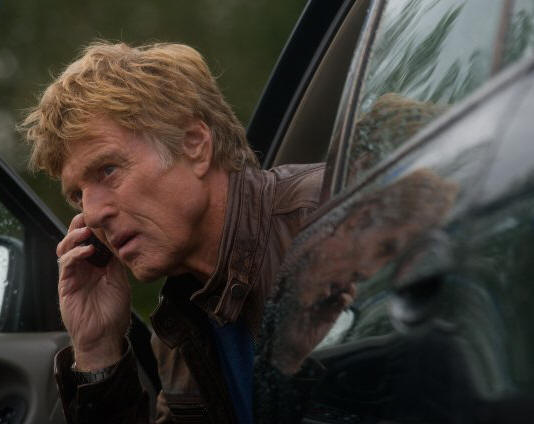 "Robert Redford stars in ""The Company You Keep."""