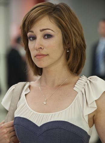 Autumn Reeser as Lizzie Grant in ENTOURAGE.