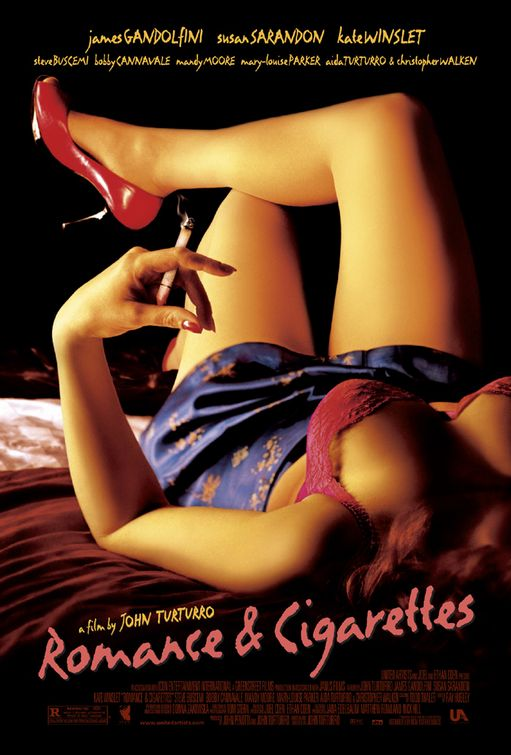 Romance & Cigarettes Cover