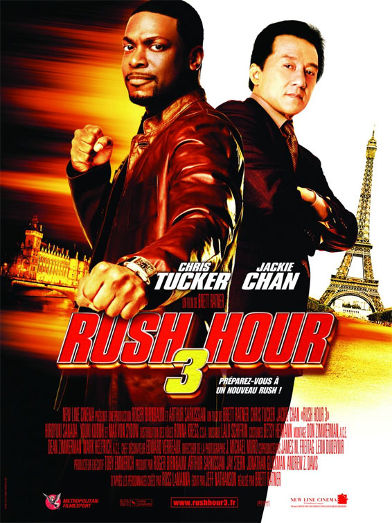 Rush Hour 3 movies