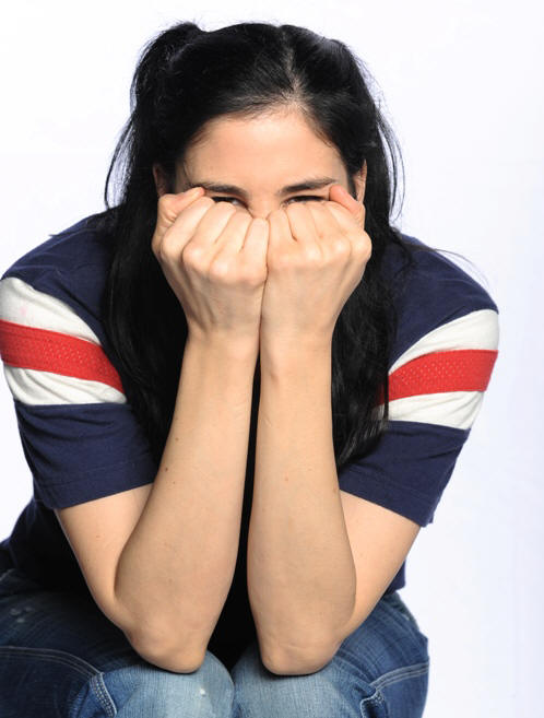 Sarah Silverman in 'The Sarah Silverman Program.'
