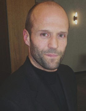 Jason Statham at the New York press day for 'Safe'