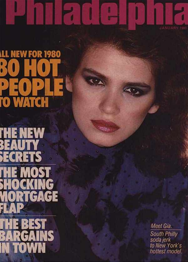 gia marie carangis life essay Gia carangi was one of the very first supermodels from the usa check out this   also known as: gia marie carangi sun sign: aquarius.