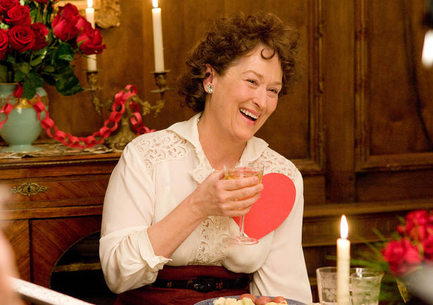 Meryl Streep starring in 'Julie and Julia.'