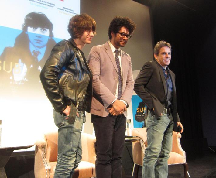 Popentertainment Com Ben Stiller Richard Ayoade And Alex