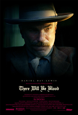 There Will Be Blood (2007) One Sheet