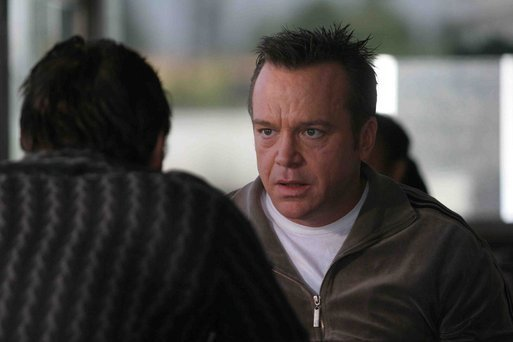 "Tom Arnold in ""Gardens of the Night"""