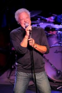 Tom Jones � Theater of the Living Arts � Philadelphia, PA � May 17, 2013 - photo by Jim Rinaldi � 2013