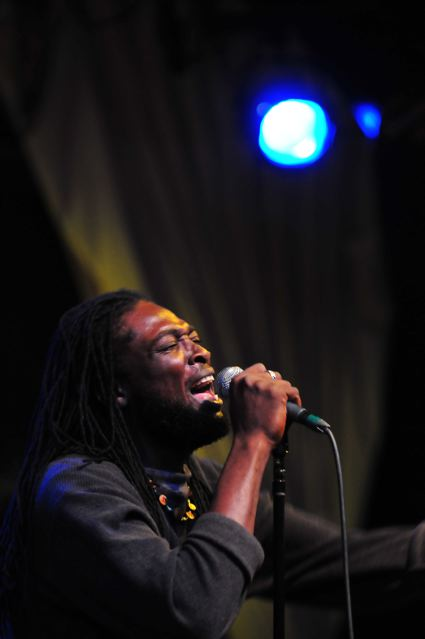 The Wailers - World Caf� Live - Philadelphia, PA - December 27, 2011 - photo by Jim Rinaldi � 2011