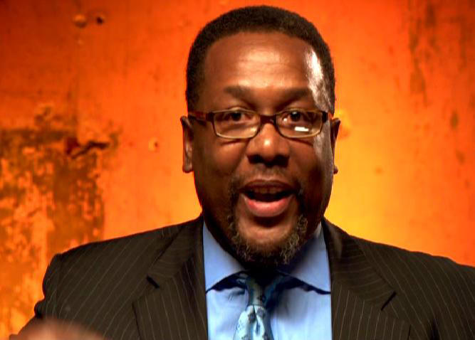 Wendell Pierce in IF GOD IS WILLING AND DA CREEK DON'T RISE.