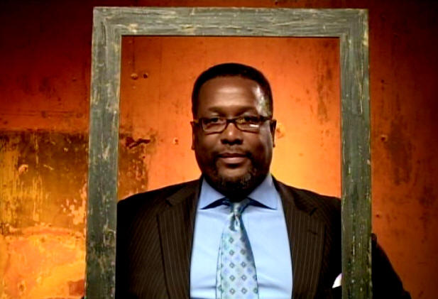 wendell pierce married