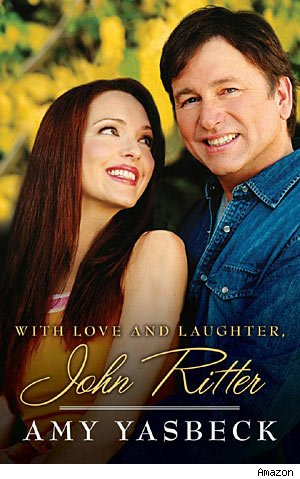 Amy Yasbeck's book 'With Love and Laughter, John Ritter.'