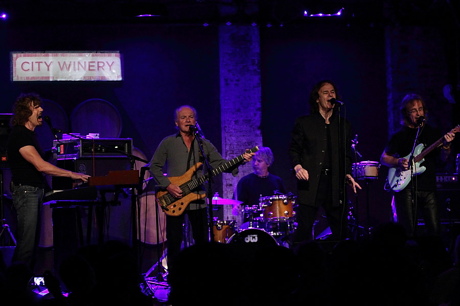 The Zombies - City Winery - New York, NY - September 27, 2011 - photo by Mark Doyle � 2011
